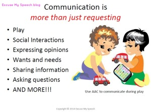 comm more than requesting blog
