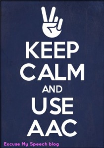 Learn about how to Educate staff on AAC at Excuse my Speech blog