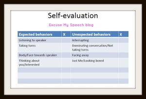 self-eval