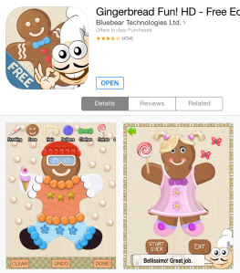 Come check out what goals we targeted in speech therapy with this free app